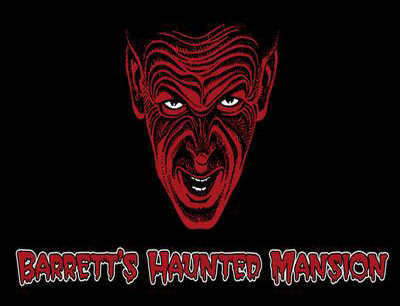 Barrett's Haunted Mansion