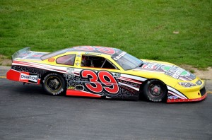 late model new car